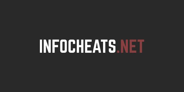 INFOCHEATS NET — Multiplayer Cheats & Hacks